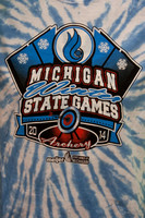 MICHIGAN GAMES/ARCHERY MORNING SESSION