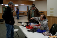 MARK HELPING HUNTERS SIGHT-IN THEIR WEAPONS